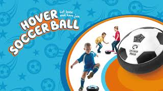 Hover Soccer Ball Product Video